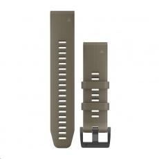 Garmin řemínek pro fenix5 Plus - QuickFit 22, khaki
