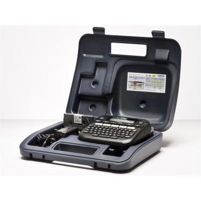 BROTHER tiskárna štítků PT-D210VP - 12mm, pásky TZe v kufříku - popisovač
