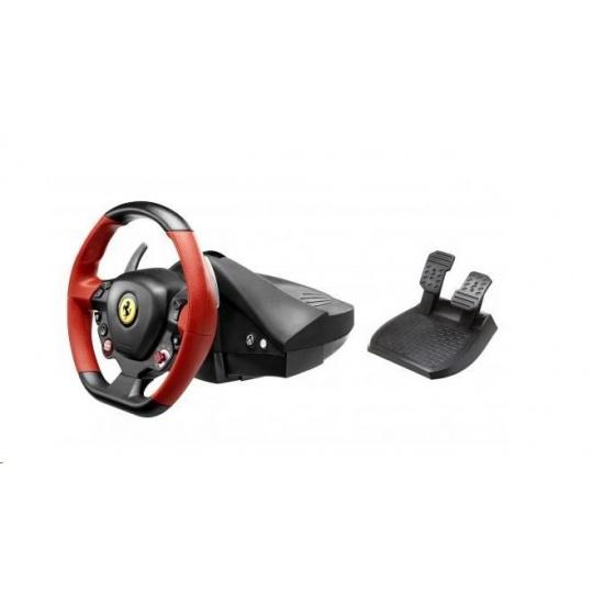 Thrustmaster Sada volantu a pedálů TX Ferrari 458 Italia Edition pro Xbox One a PC (4460104)
