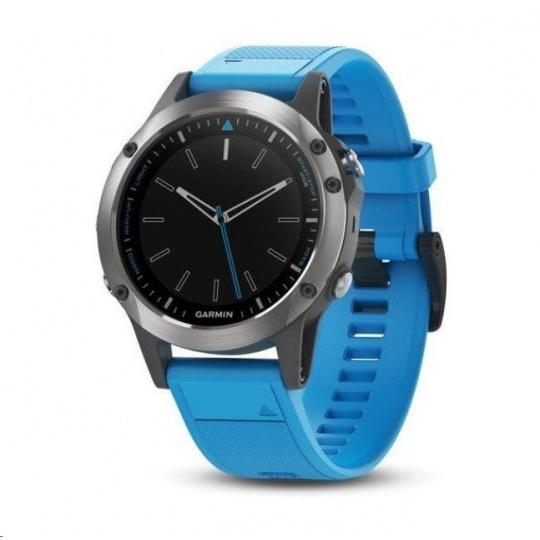 Garmin GPS jachtařské hodinky Quatix5 Optic