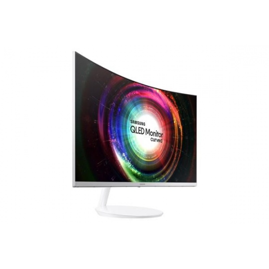 "SAMSUNG MT LED LCD 27"" C27H711 - prohnutý, VA, 2560x1440, HDMI, mini DisplayPort, 4ms"