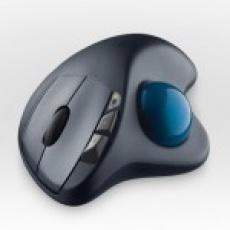 Logitech trackball bezdrátový Wireless Trackball M570