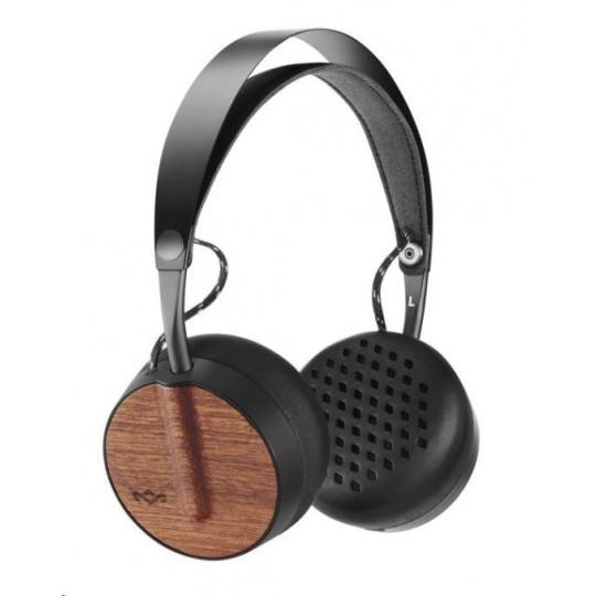 MARLEY Buffalo Soldier BT - Mist, Bluetooth sluchátka přes uši s ovladačem a mikrofonem