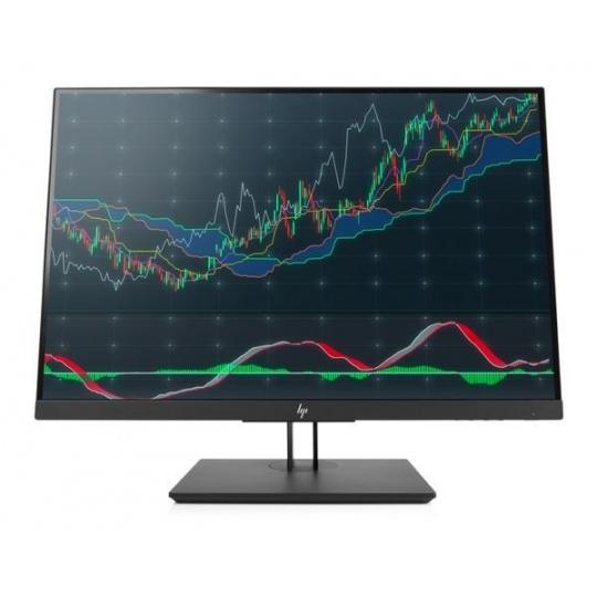 """HP LCD Z24n G2 Monitor 24"""" (1920x1200), IPS,PiP,16:10,300nits, 5.8ms,1000:1,DP, DVI-D,HDMI, Daisy Chain, 3xUSB3.0,USB-C)"""