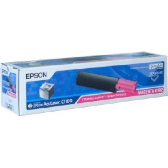 EPSON Toner bar AcuLaser C1100/C1100N/CX11N - Magenta (1500 stran)