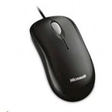Microsoft myš L2 Basic Opt Mse Mac/Win USB Black