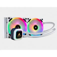 CORSAIR vodní chlazení Hydro Series H100i RGB PLATINNUM SE Liquid CPU Cooler