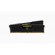 CORSAIR DDR4 16GB (Kit 2x8GB) Vengeance LPX DIMM 2400MHz CL16 černá