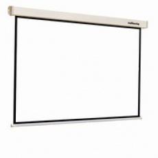 Reflecta ROLLO Crystal Lux (180x180cm, 1:1, 2cm černý okraj) plátno roletové