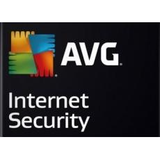 _Nová Licence AVG Internet Security pro Windows 3 lic. (24 měs.) SN Email ESD