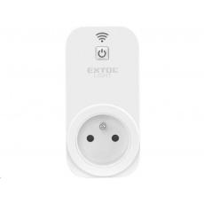 Extol Light zásuvka ovládáná Wi-Fi, Wi-Fi 802.11 b/g/n, max 3680W (43800)