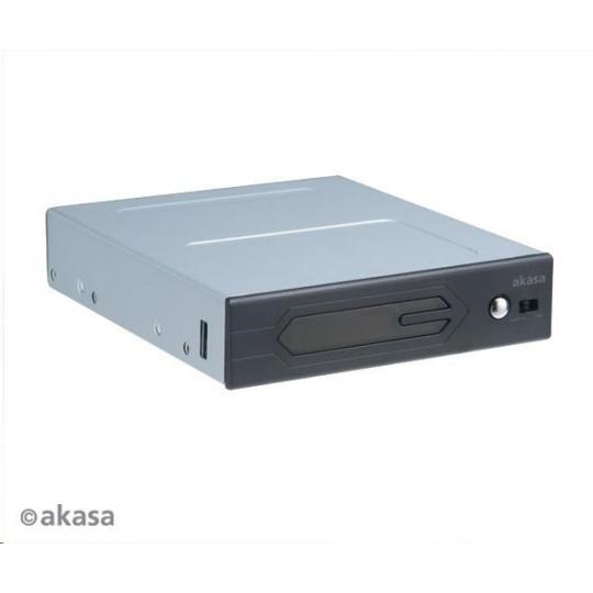 AKASA ovládací panel AK-RLD-01 RGB LED Control Panel