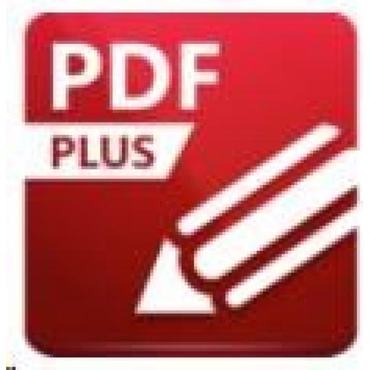 PDF-XChange Editor Plus - 1 uživatel/M1Y