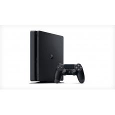 PlayStation 4 F Chassis Black/EAS - 500GB - černý