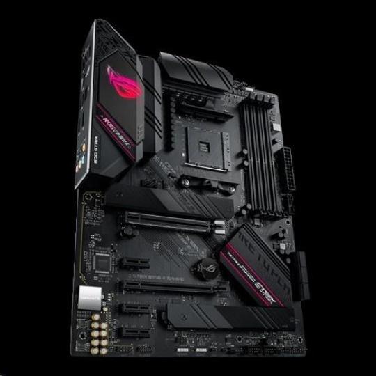 ASUS MB Sc AM4 ROG STRIX B550-F GAMING, AMD B550, 4xDDR4, 1xDP, 1xHDMI