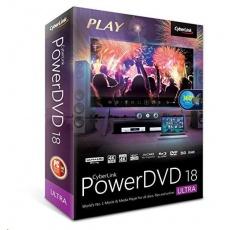 Cyberlink PowerDVD 18 Ultra
