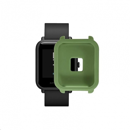 Protection Case pro Xiaomi Amazfit BIP, Green