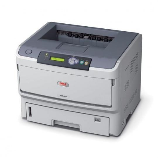 Oki B840dn, A3 40 ppm, 1200x1200 dpi USB 2.0, PCL/PS3, LPT, LAN