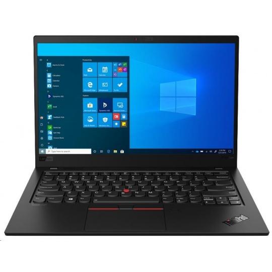 "LENOVO ThinkPad X1 Carbon 8gen - i7-10510U@1.8GHz,14"" FHD IPS mat,16GB,512SSD,noDVD,HDMI,ThB,camIR,backl,W10P,3r onsite"