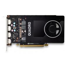 DELL Nvidia Quadro P2200, 5GB, DP 1.4 (4) - KIT