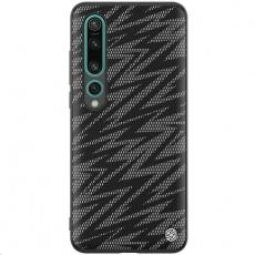 Nillkin Twinkle case pro Xiaomi Mi 10 Lightning Black-Silver
