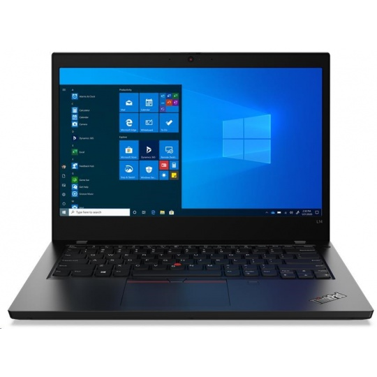 """LENOVO ThinkPad L14 i - i7-10510U@1.8GHz,14"""" FHD,16GB,512SSD,HDMI,IR+HDcam,Intel HD,LTE,W10P,1r carryin"""