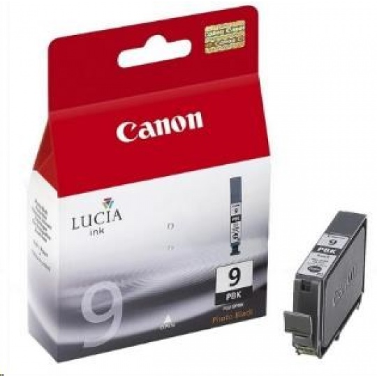 Canon BJ CARTRIDGE photo black PGI-9PBK (PGI9PBK)