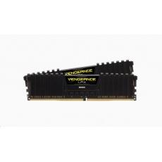 CORSAIR DDR4 32GB (Kit 2x16GB) Vengeance LPX DIMM 3200MHz CL16 černá