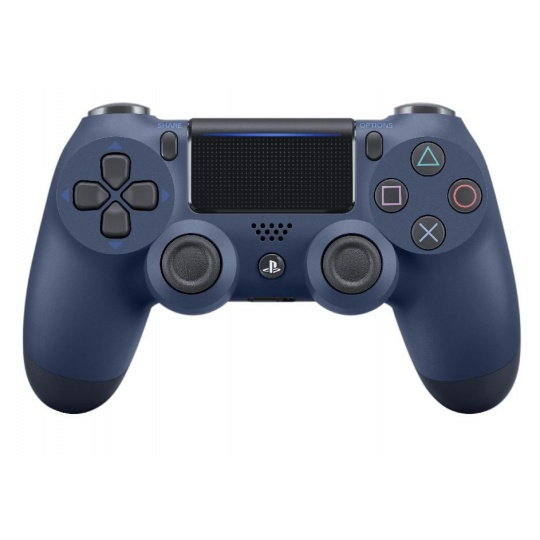 SONY PS4 Dualshock verze II - půlnočně modrý
