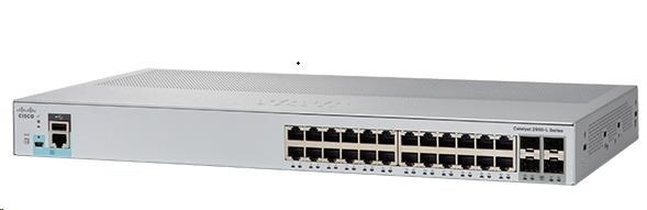 Cisco Catalyst 2960L-24TS-LL, 24x10/100/1000, 4xSFP
