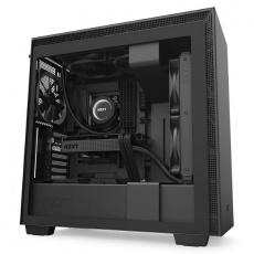 NZXT skříň H710 / ATX / průhledná bočnice / USB 3.0 / USB-C 3.1 / černá
