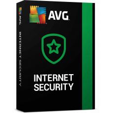 _Nová Licence AVG Internet Security pro Windows 6 lic. (36 měs.) SN Email ESD