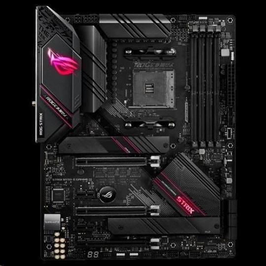 ASUS MB Sc AM4 ROG STRIX B550-E GAMING, AMD B550, 4xDDR4, 1xDP, 1xHDMI, WI-FI