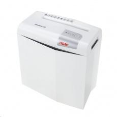 HSM skartovač ShredStar S5 White (velikost řezu 6mm, DIN P-2 (2))