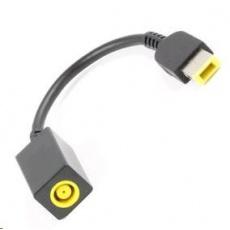 LENOVO adaptér napájecí redukce ThinkPad Slim Power Conversion Cable - z kulatého na hranatý