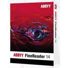 ABBYY FineReader 14 Corporate / concurrent / EDU / volume (3-10 lic.)