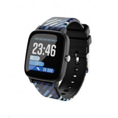 LAMAX BCool Black - chytré hodinky pro děti