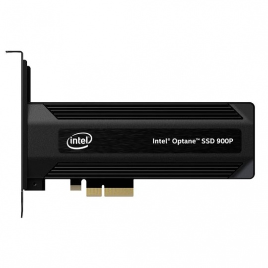 Intel® Optane SSD 900P 480GB, 1/2 Height PCIe x4 3D