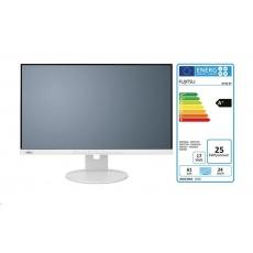 """FUJITSU LCD B24-9 TE 23.8"""" matný, 1920x1080, 250cd, 5ms, DP, HDMI, D-SUB, REPRO, 2x USB 3.1, PIVOT, bílý"""