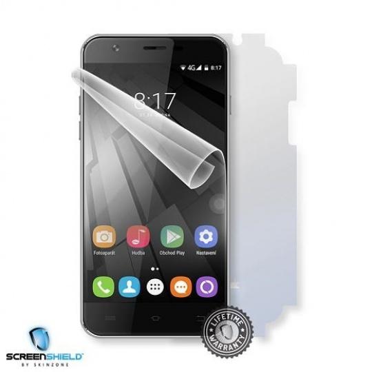 ScreenShield fólie na celé tělo pro UMAX VisionBook P55 LTE
