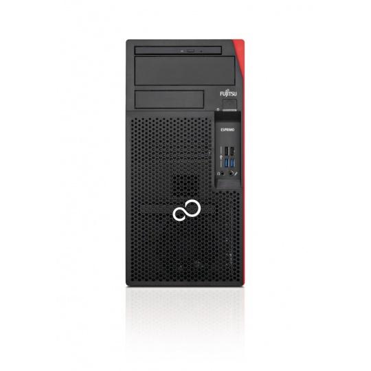 FUJITSU PC P558 - i3-9100@3.6GHz 4C, H310, 8GB-DDR4, 256GB NVMe, DVI, DP, W10PR 210W 3roky bez klávesnice 3R