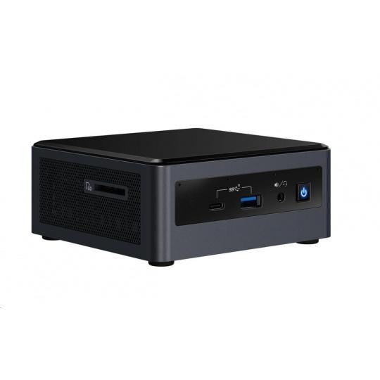 Intel NUC 10i5FNHJA - Barebone i5/8GB RAM/1TB HDD/Bluetooth 5.0/Win10Home/Kit - mini PC
