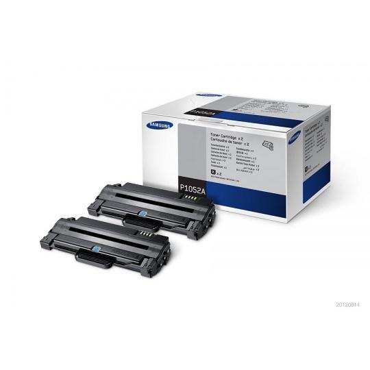Samsung MLT-P1052A 2-pk H-Yield Blk C