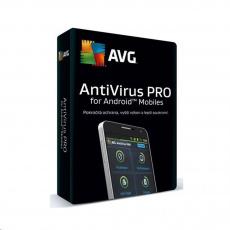 _Nová AVG Antivirus pro Android Pro - 1 zařízení na 36 měsíců ESD