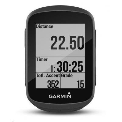 Garmin GPS cyclocomputer Edge 130 HR Premium