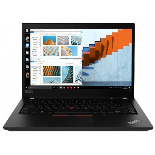 "LENOVO ThinkPad T14 i - i5-10210U@1.6GHz,14"" FHD IPS,8GB,256SSD,Intel HD,HDMI,HD Cam,W10P,3Y carryin"