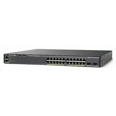 Cisco Catalyst 2960XR-24PD-I, 24x10/100/1000, 2xSFP+, PoE