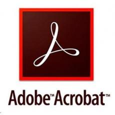Acrobat Pro DC MP Multi Euro Lang TM LIC SUB New 1 User Lvl 4 100+ Month