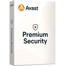 _Nová Avast Premium Security for MAC 3 zařízení na 2 roky - ESD