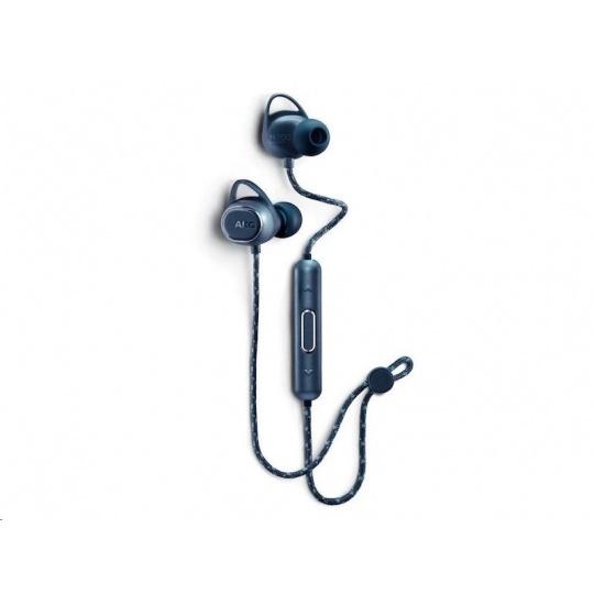 Samsung bluetooth stereo sluchátka GP-N200, modrá